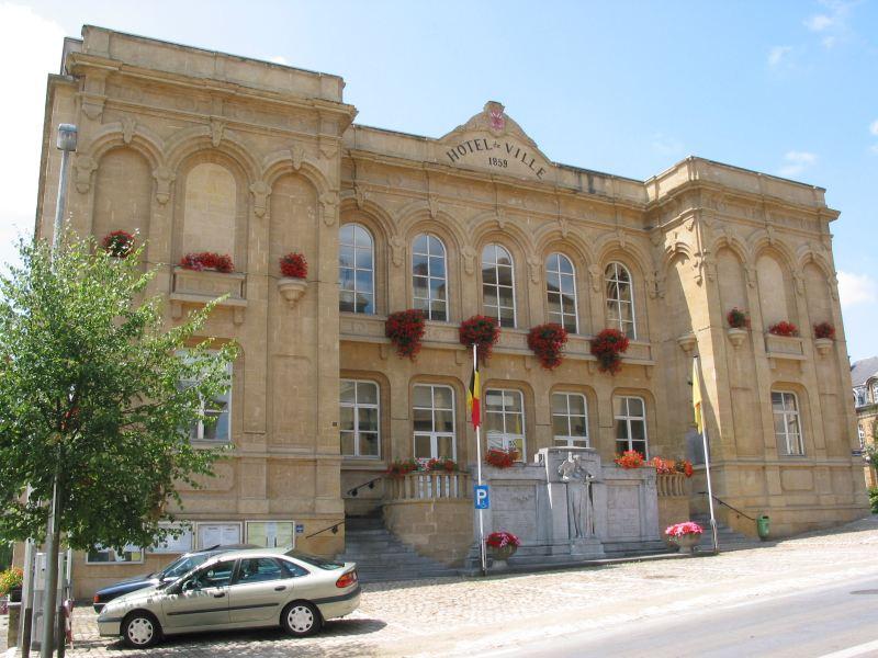 Hotel de ville de Virton  Rue Charles Magnette 17 6760 Virton, Belgique