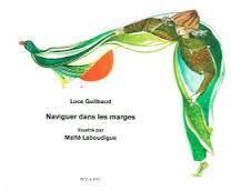 Nager dans les marges Luce Guilbaud
