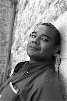 henri Kenol romancier haïtien Saint-Malo, 26/05/2012 © Sophie Bassouls