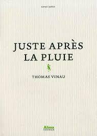 Thomas Vinau : « Juste après la pluie »
