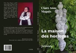 La maison des horloges/Claire-Anne Magnès ; Bruxelles : Editions MEO, 2014