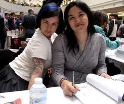 Jillian et Mariko Tamaki