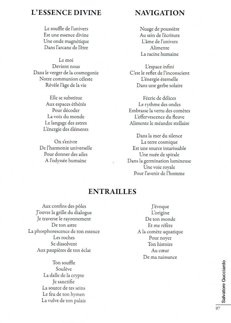 Les Poètes et le Cosmique, Anthologie de Poésie 2015, par J.P Béchu et M. Chamon, Les Editions du Net   3
