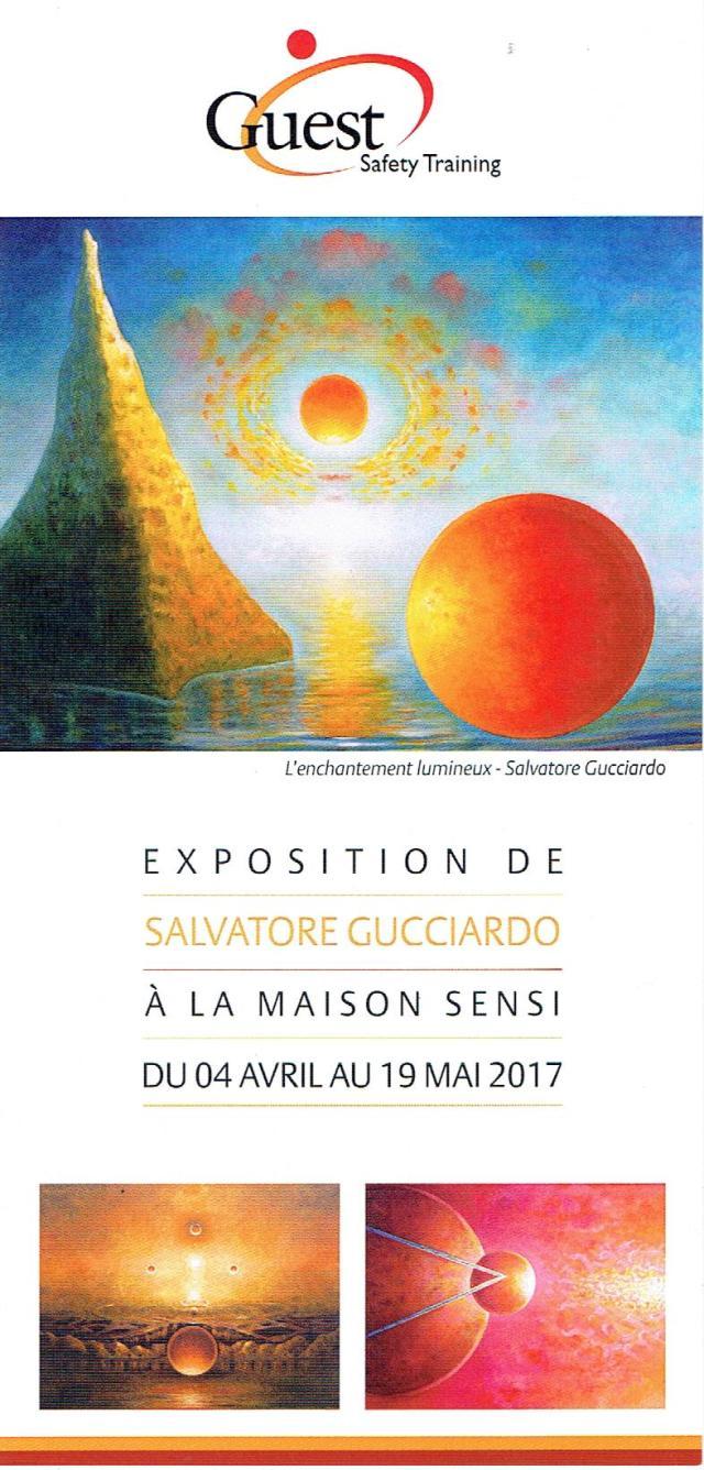 Exposition S.Gucciardo Maison Sensi Bruxelles Sablon 1