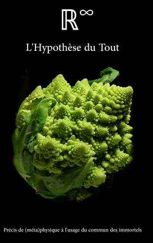 L'Hypothèse du Tout, précis de (méta)physique à l'usage du commun des immortels, Leafar-izen, Mézigue Editions, 156pages.